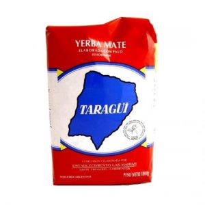 Taragui - pobudzająca yerba mate