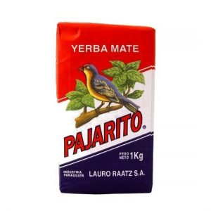paragwajska yerba mate Pajarito